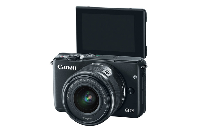 Canon EOS M10 EF-M 15-45mm IS STM