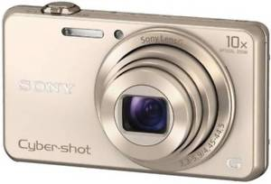 WX220 Compact Camera with 10x Optical Zoom DSC-WX220